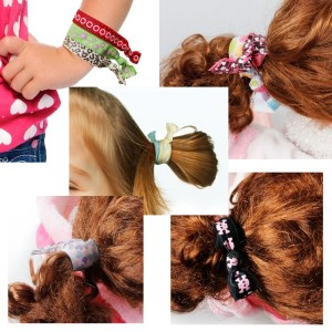Colorful Hair Bands