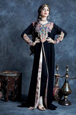 The ever-growing fashion of Abayas 04