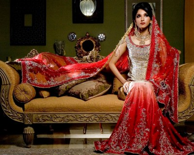 Latest Bridal Dresses Of Pakistan