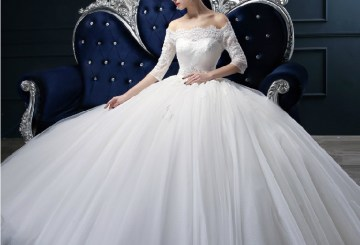 Latest Trends Of Bridal Dresses In America