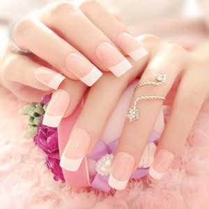 French Nails And Their Application