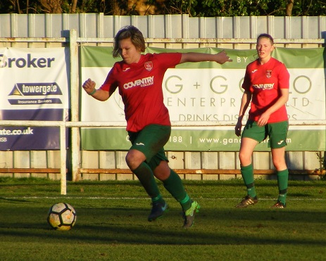 2519b6ed3e Coventry United Ladies Archives - WOMEN'S FOOTBALL EAST