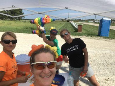 We have a piñata!