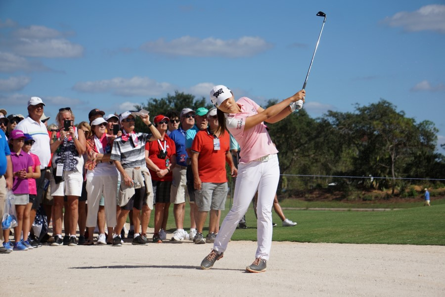 Page 13 – Women's Golf