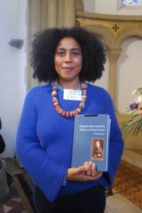 book prize winnerCaroline Bressey