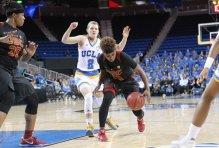 Aliyah Mazyck aims to retain ball control. Photo by Benita West, TGTVSports1.