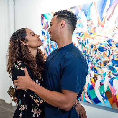 Skylar Diggins and Daniel Smith announced their engagement last June. Photo by MediaTakeOut.com.