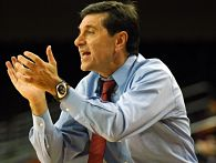Mark Trakh, who coached the Trojans from 2005-2009, was re-hired last spring. Photo courtesy of USC Athletics.