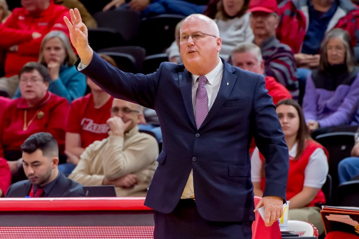 Coach's Chair: Brian Giorgis, Marist College – Women's Hoops World