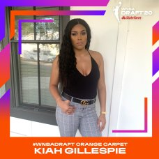 Kiah Gillespie