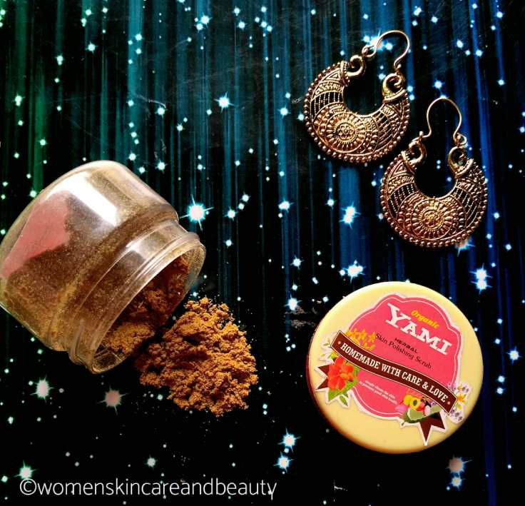 Yami Herbals Homemade Skin Polishing Scrub