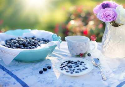 Blueberries and Weight Loss