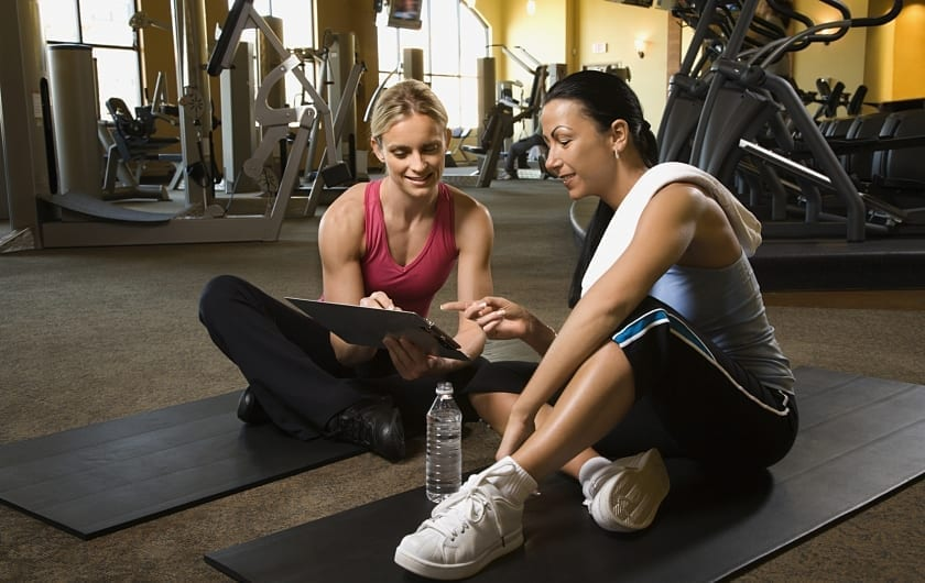 Personal Trainer Support and Benefits