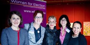 Women in Public Life Masterclass @ Parliament of NSW | Sydney | New South Wales | Australia