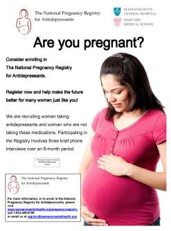 Click Here to download Pregnancy Registry flyer