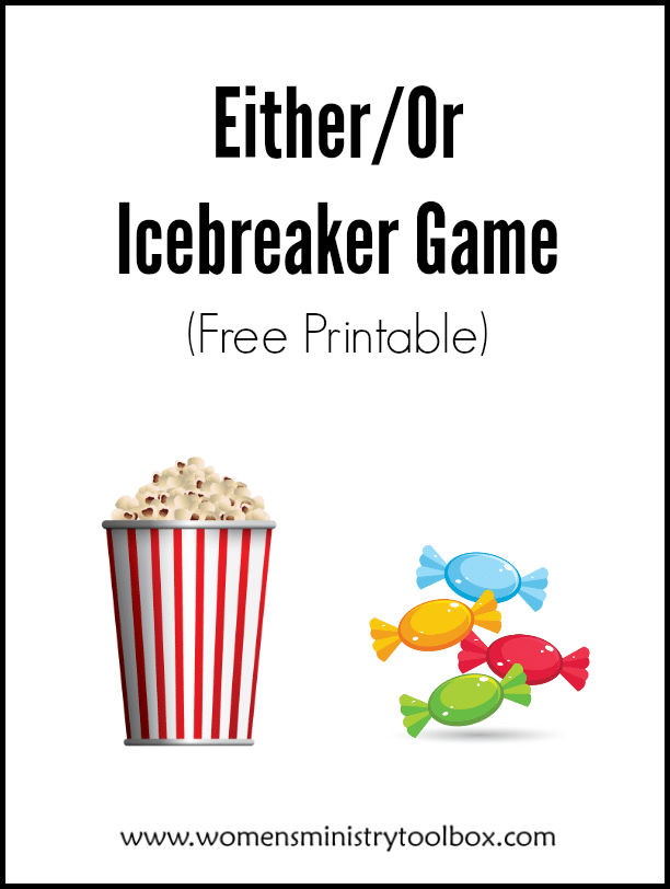 icebreakers games archives women