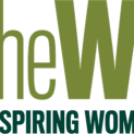 the WI logo in green with text 'inspiring women'