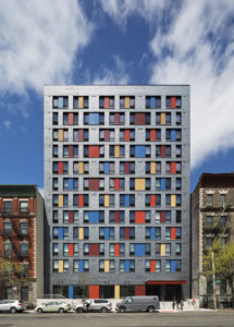 Boston Road affordable housing complex. Photo by Michael Moran.