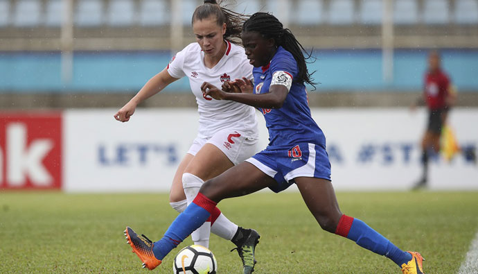 Canada Falls 10 To Haiti In Final Qualification Match For