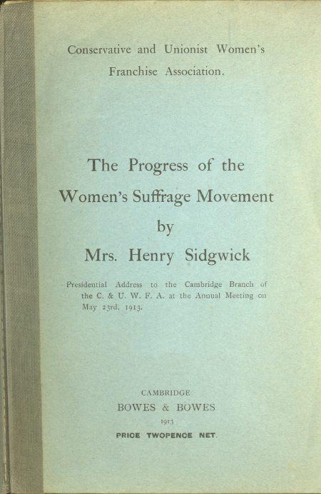 Mrs Henry Sedgwick