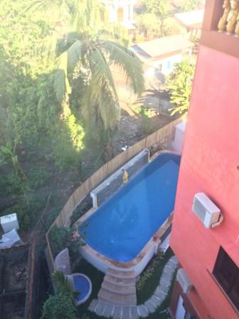 Cashewnut guesthouse pool