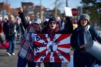 Seneca Falls Women's March 2018