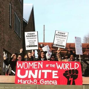 Seneca Falls Women's March 2018