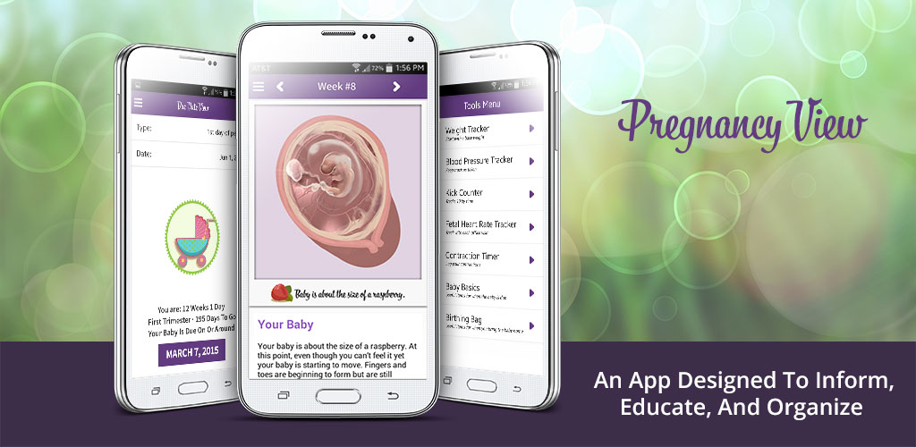 pregnancy_view_android_showcase