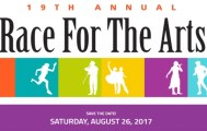 Join us for Race For The Arts 2017!