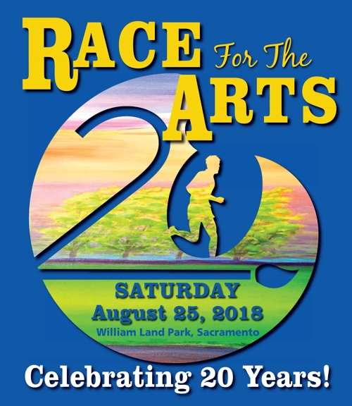 Race for the Arts Poster-2018