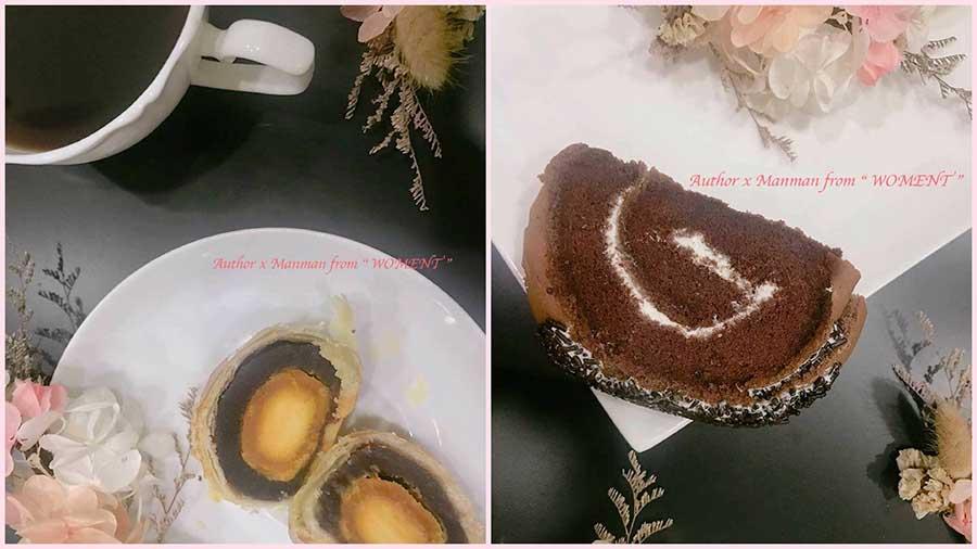 【台北$30蛋黃酥】小潘蛋糕坊,CP值超高高高!蛋黃酥、鳳凰酥、蛋糕也好吃!