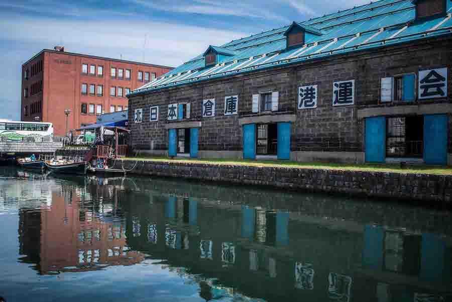 🇯🇵北海道> 小樽運河,過去、現在都很精彩