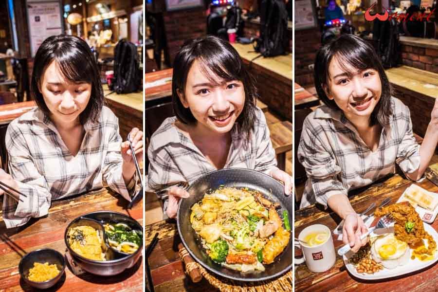 【大食代-大直旗艦店】美食懶人包!50年代台灣老街的懷舊空間,超過20家特色美食!這6家絕不能錯過!