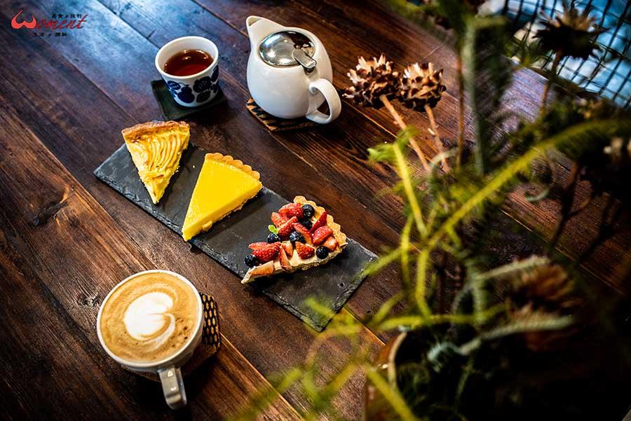 淡水美食「竿蓁林站」巷弄甜點店「閑恬」,融入荷蘭生活美學的手藝即將爆發,沒吃到會後悔的美食