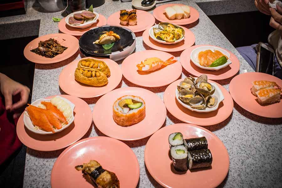 【2019爭鮮饕客必點】發現新菜色-靈魂牛肉盛、焗烤淡菜,全品項試吃心得分享!隱藏版爭鮮還有哪些沒吃過?