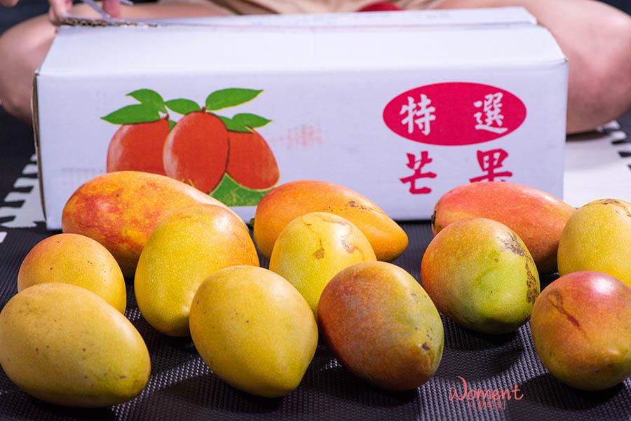 孫家水蜜桃芒果-送達