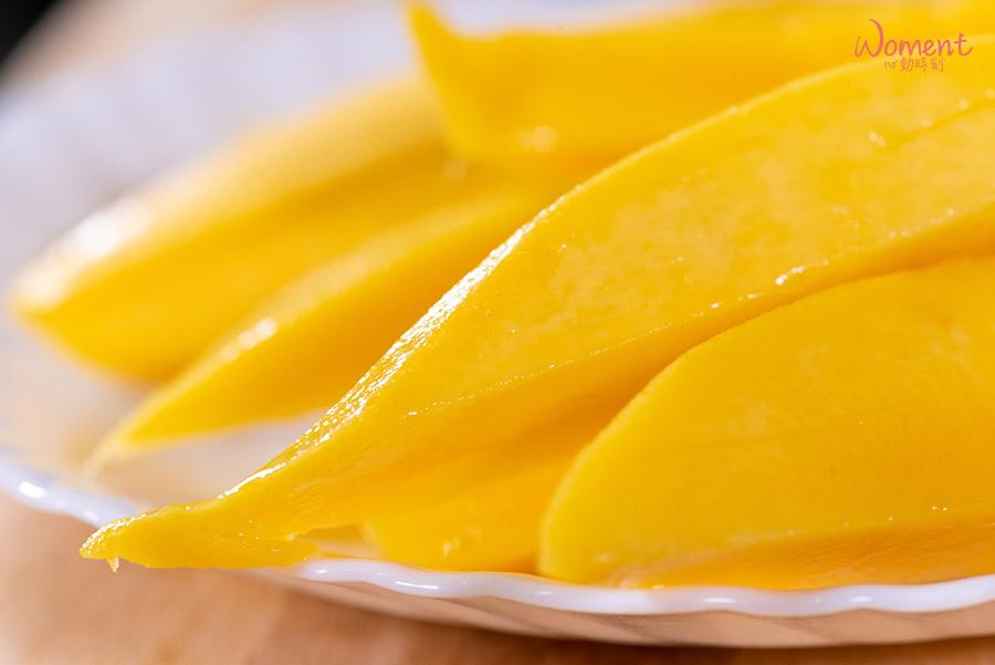 孫家水蜜桃芒果-清甜多汁