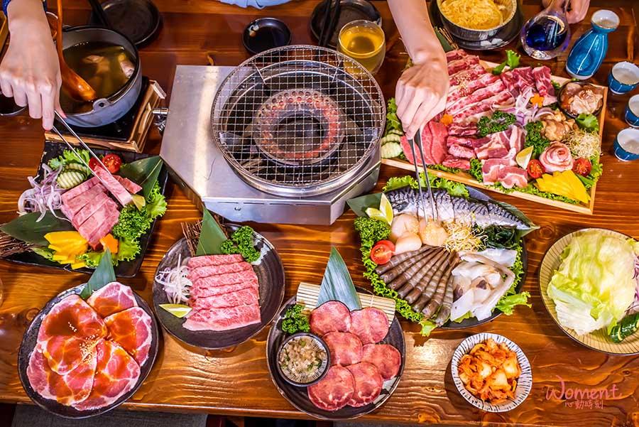 西門燒烤-喜多肉-和牛燒肉