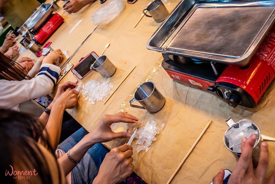 「水柳角68」茶皂DIY