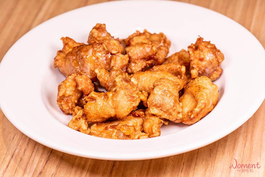 淡水輕軌美食-義米蘭-炸雞塊