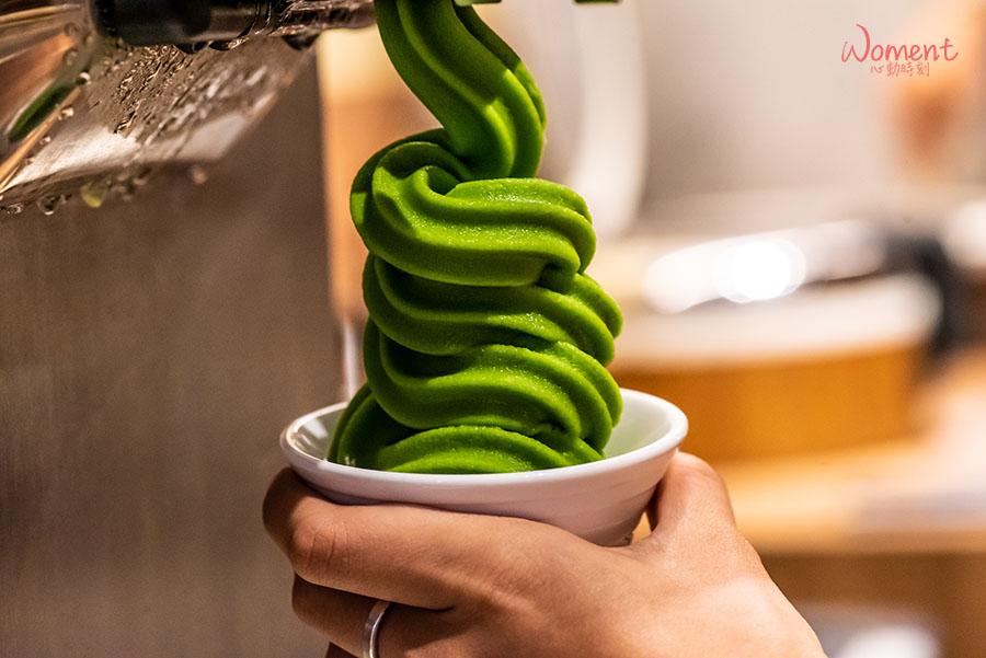 淡海輕軌美食-義米蘭-冰淇淋