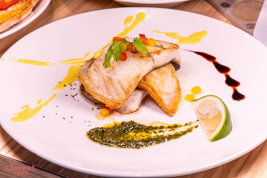 淡水輕軌美食-義米蘭-魚排