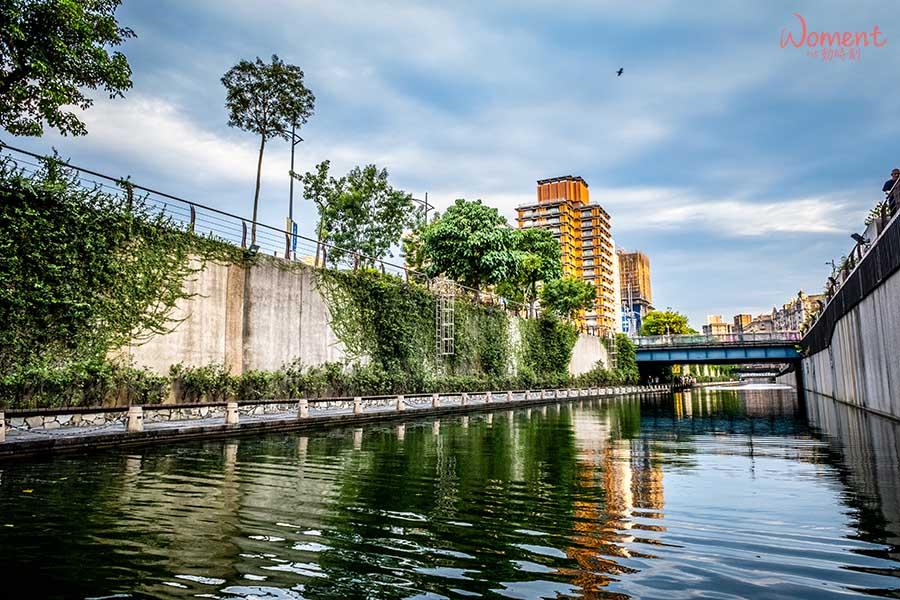 宏匯廣場附近景點 - 中港大排步道