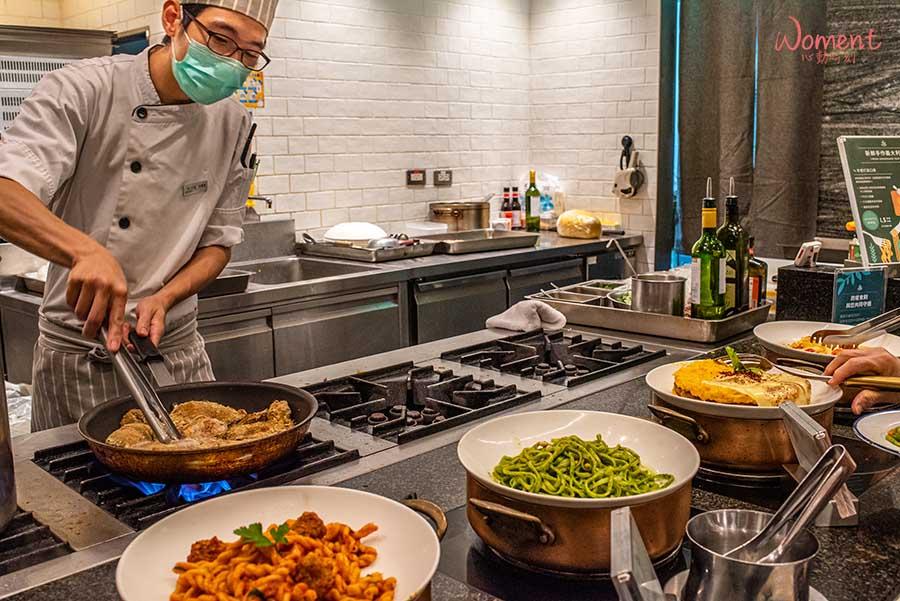 蔬食素食餐廳-吃到飽推薦果然匯 - 現煮創意料理