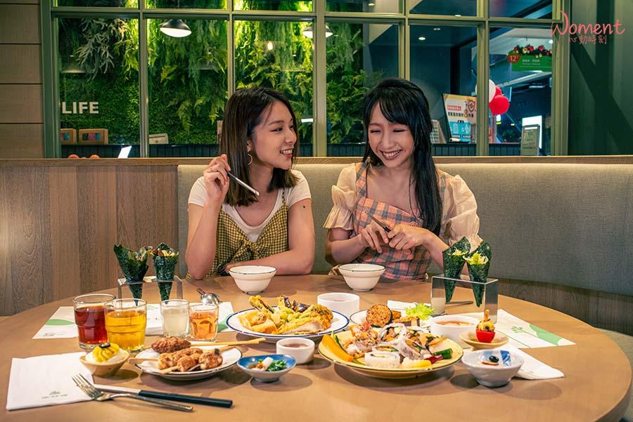蔬食素食餐廳-吃到飽推薦果然匯 - 約會聚餐