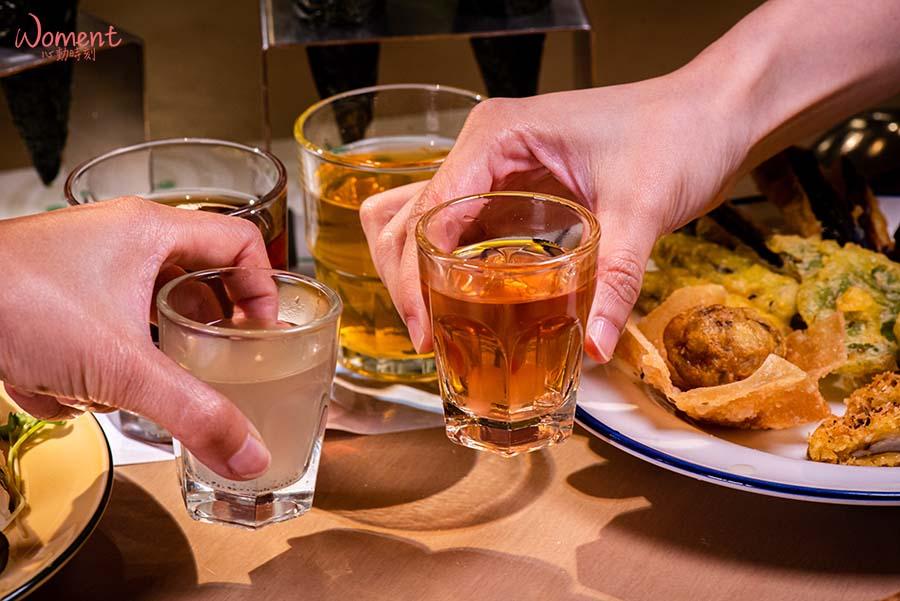 蔬食素食餐廳-吃到飽推薦果然匯 - 飲品醋飲