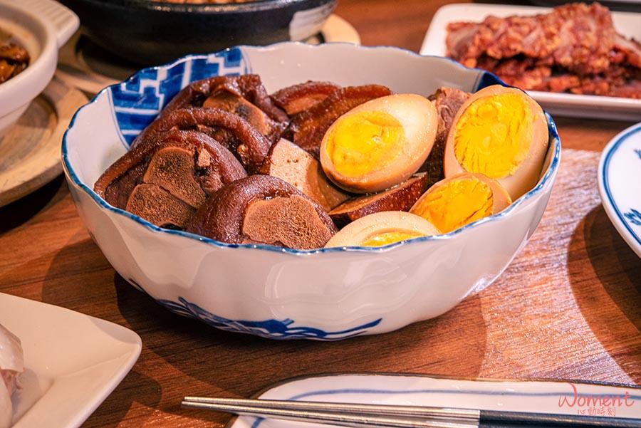 臺菜餐廳十大推薦 - 真珠 - 懷舊台灣味滷豬腳