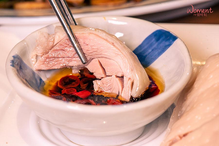 臺菜餐廳十大推薦 - 真珠 - 美味家常菜白斬雞