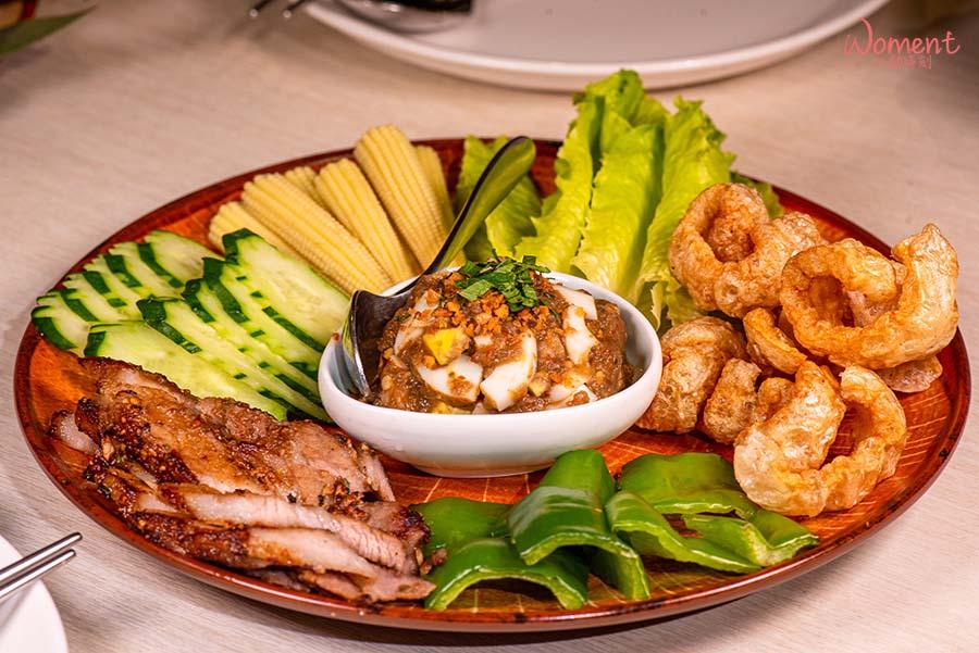 泰國菜推薦泰式餐廳-饗泰多-泰國宮廷料理,道地泰國菜