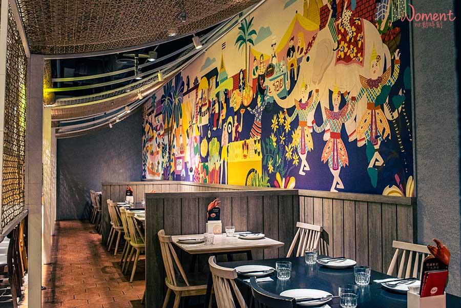 泰國菜推薦泰式餐廳-饗泰多-異國料理風網美餐廳